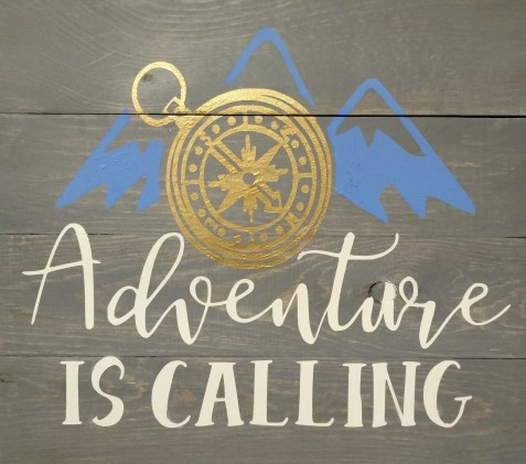 Sign-Adventure Is Calling (2)